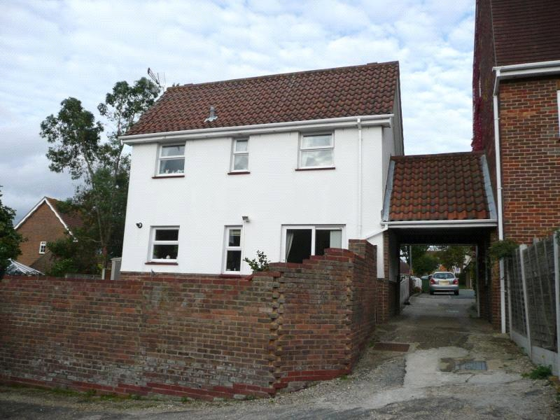 2 Bedrooms End Of Terrace House for sale in Bowfell Drive, Langdon Hills, Essex, SS16