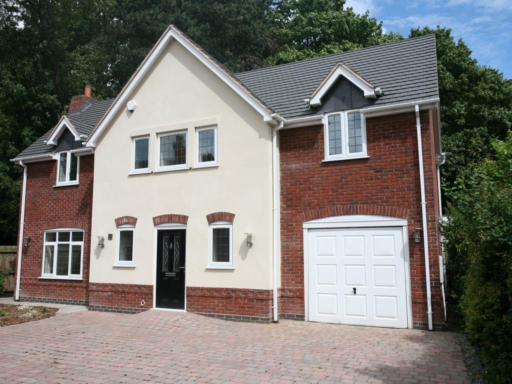 4 Bedrooms Detached House for sale in 232a Eccleshall Road, Stafford, ST16 1JH