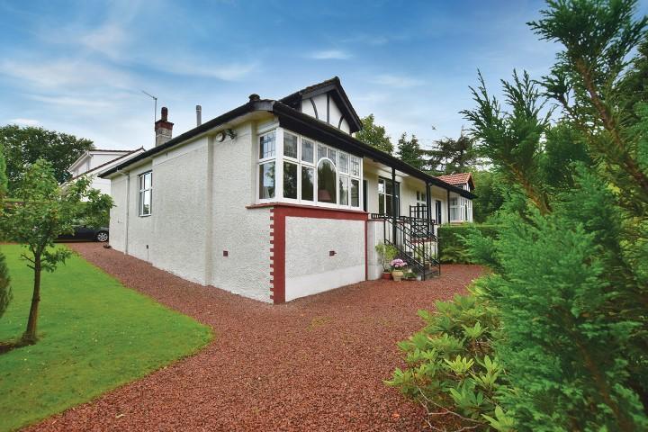 2 Bedrooms Semi Detached Bungalow for sale in 45 Thorn Drive, Bearsden, G61 4LU