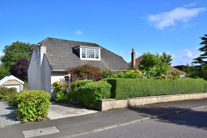 3 Bedrooms Detached House for sale in 119 Ravelston Road, Bearsden, G61 1AZ