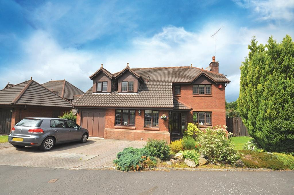 4 Bedrooms Detached Villa House for sale in 2 The Laurels, Newton Mearns, G77 6XR
