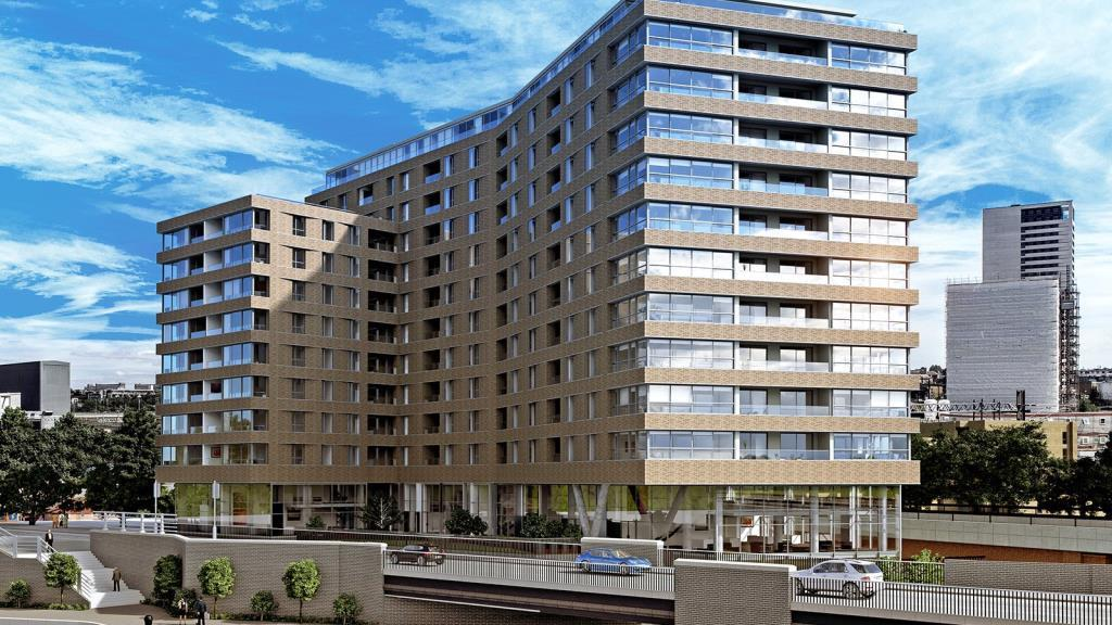1 Bedroom Flat for sale in Onyx Apartments, 102 Camley Street, London, N1C