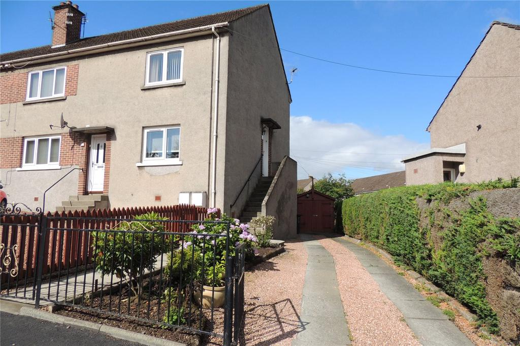 2 Bedrooms Flat for sale in 25 Campsie Road, Perth, PH1