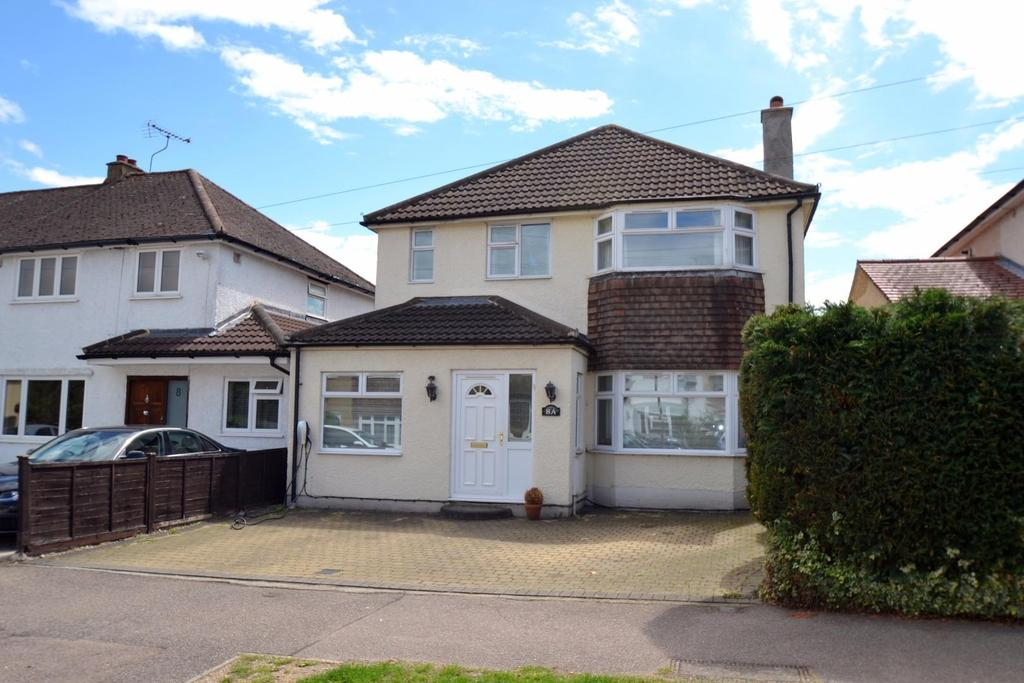 4 Bedrooms Detached House for sale in Napsbury Avenue, London Colney