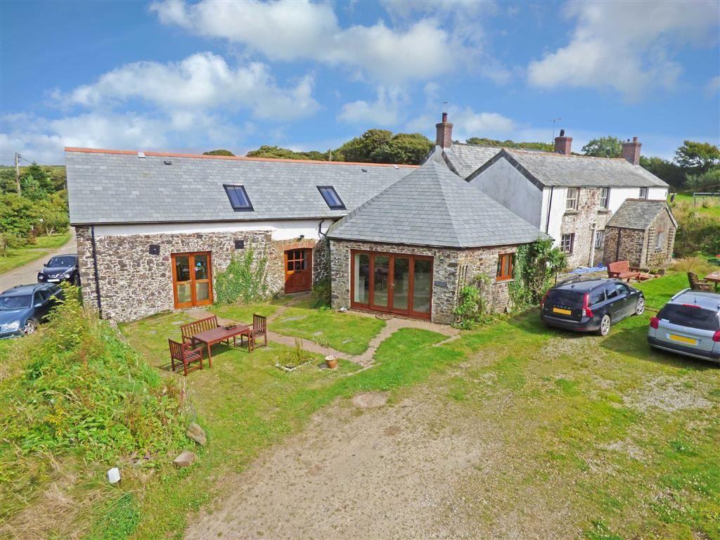 5 Bedrooms Semi Detached House for sale in Hartland, Bideford, Devon, EX39