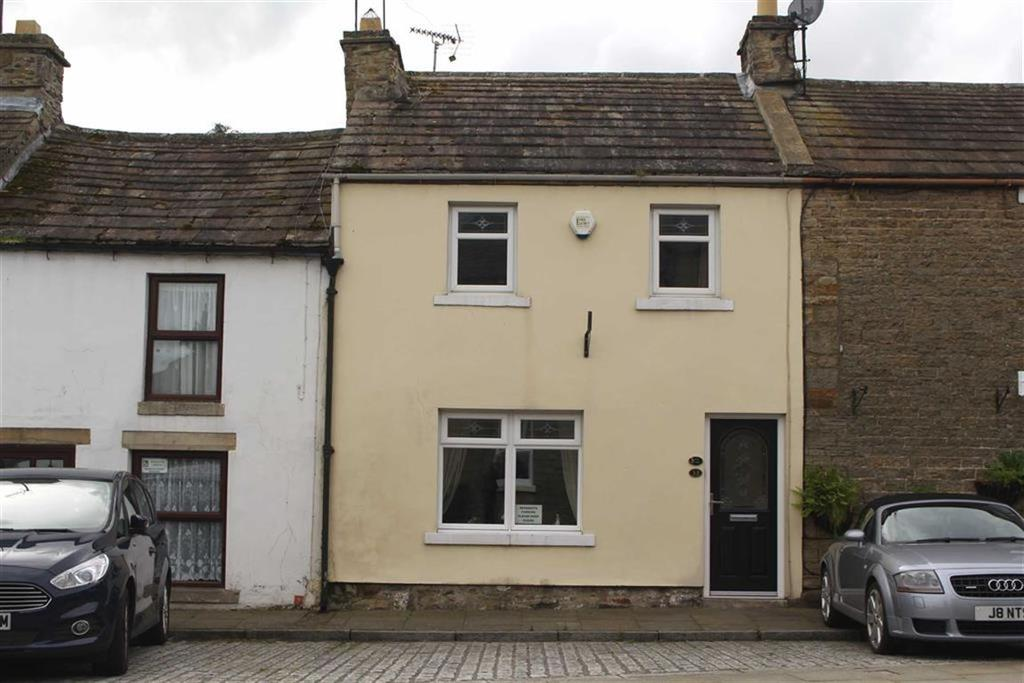 2 Bedrooms Terraced House for sale in Market Place, Middleton In Teesdale, County Durham
