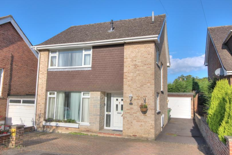 3 Bedrooms Detached House for sale in Pantheon Road, Scantabout, Chandlers Ford