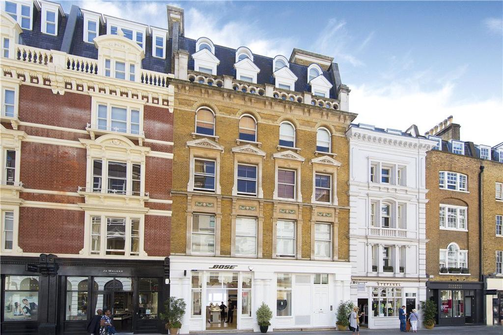 3 Bedrooms Penthouse Flat for sale in King Street, London, WC2E
