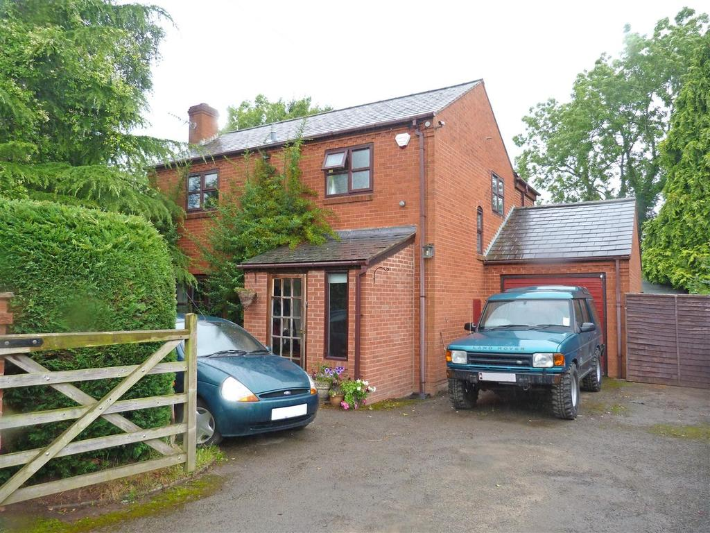4 Bedrooms Detached House for sale in Brookside, Canon Pyon, Hereford, HR4