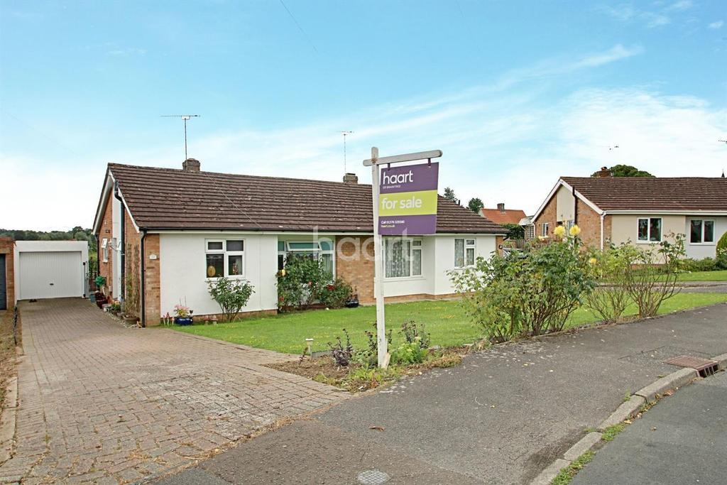 2 Bedrooms Bungalow for sale in Hereward way, Wethersfield