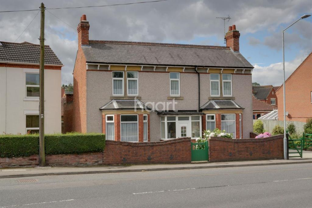 3 Bedrooms Detached House for sale in Main Road, Kirkby-in-Ashfield