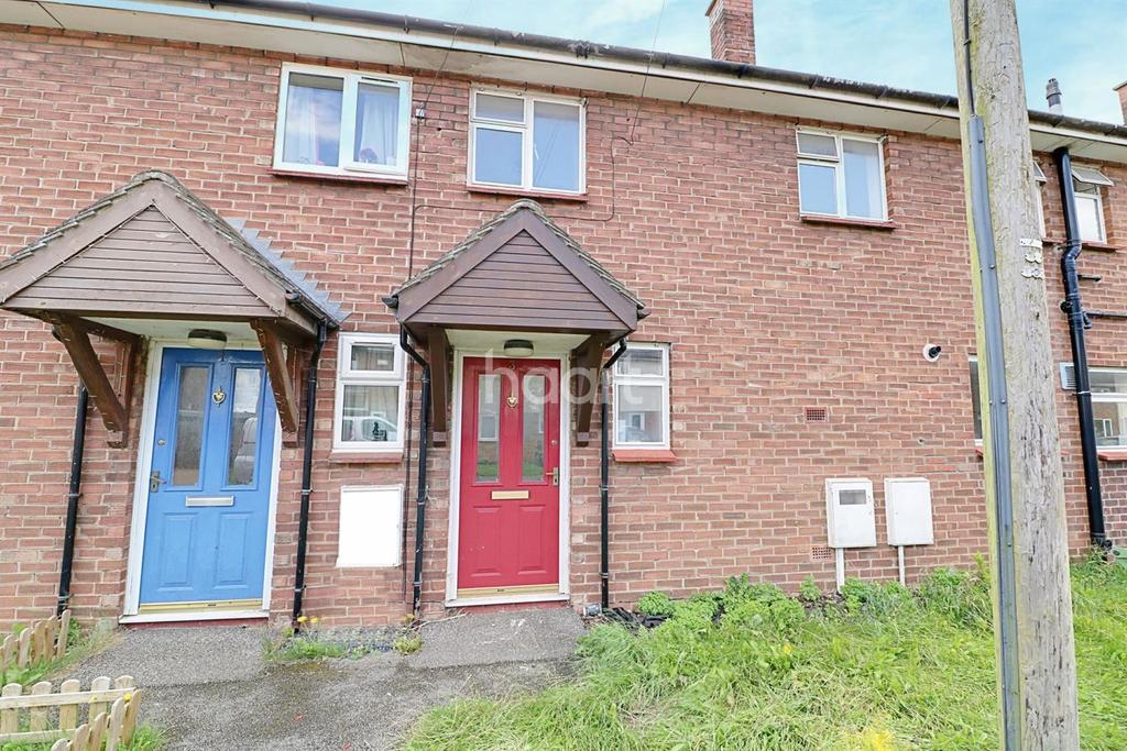 3 Bedrooms Terraced House for sale in Shropshire Road, Scampton