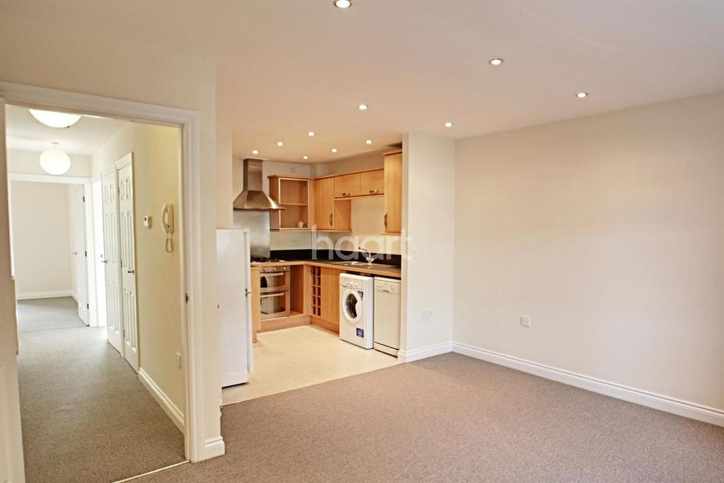 2 Bedrooms Flat for sale in Eton Place, West Bridgford, Nottinghamshire