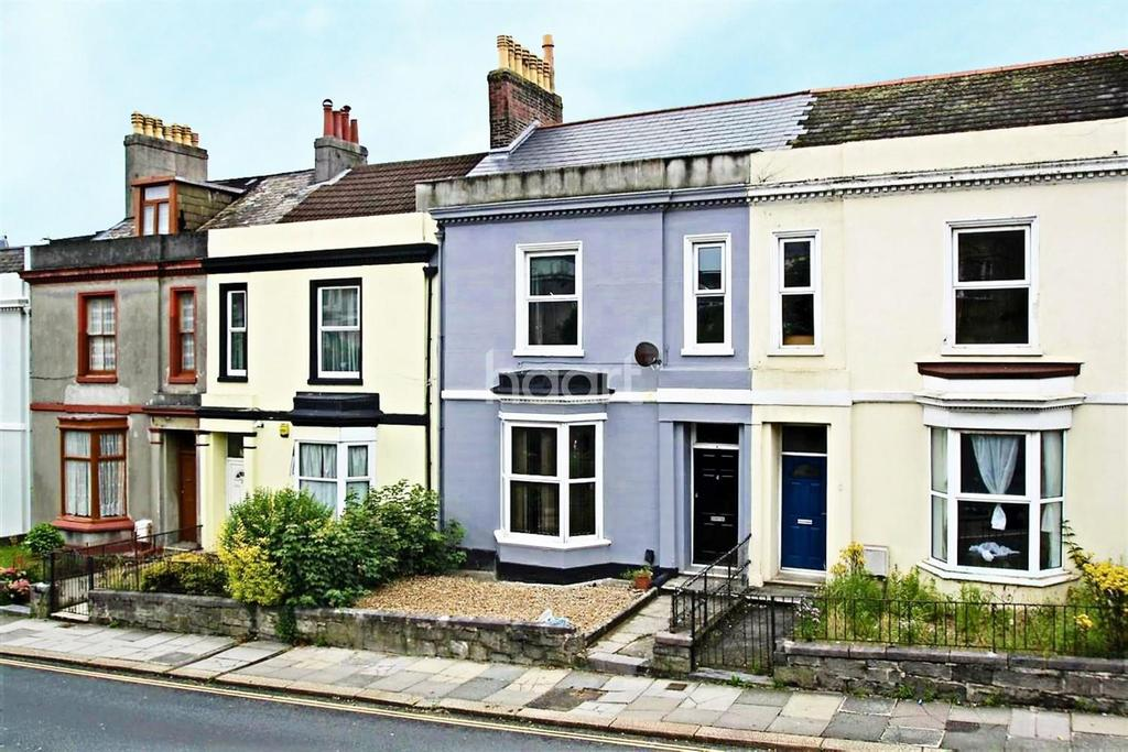 6 Bedrooms Terraced House for sale in Alexandra Place, Mutley