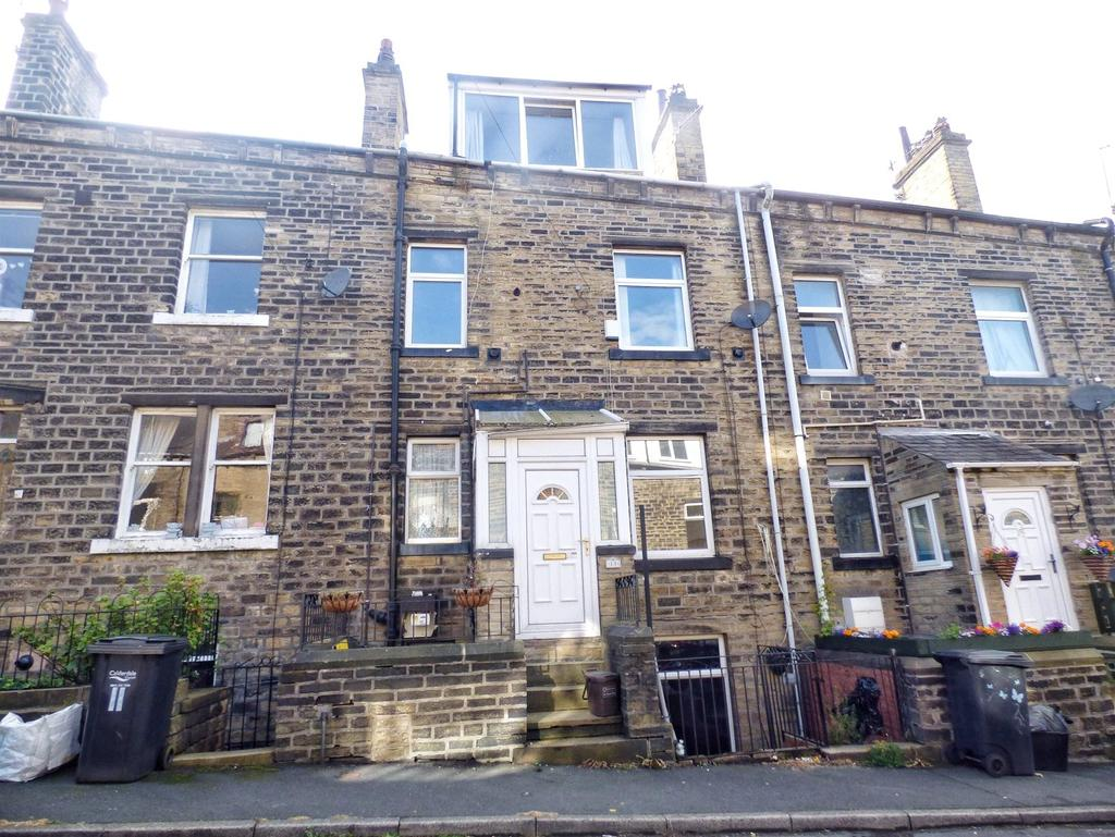 3 Bedrooms Terraced House for sale in Montague Street, Sowerby Bridge, West Yorkshire, HX6