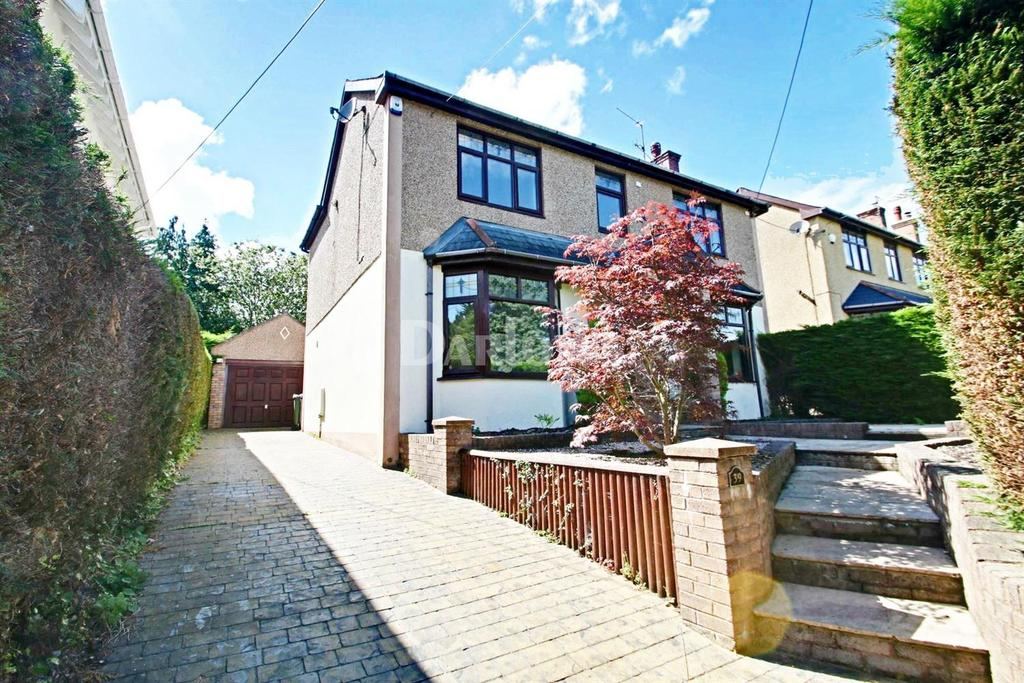5 Bedrooms Detached House for sale in Rowan Crescent, Griffithstown, Pontypool