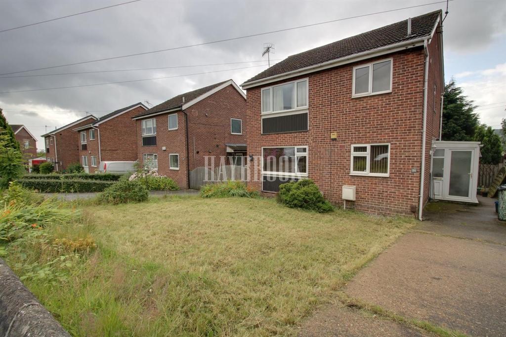 1 Bedroom Flat for sale in Baxter Drive, Wadsley Bridge