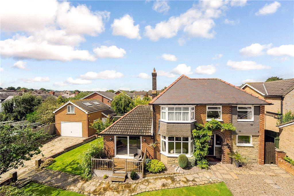 5 Bedrooms Detached House for sale in Mayfield Grove, Knaresborough, North Yorkshire