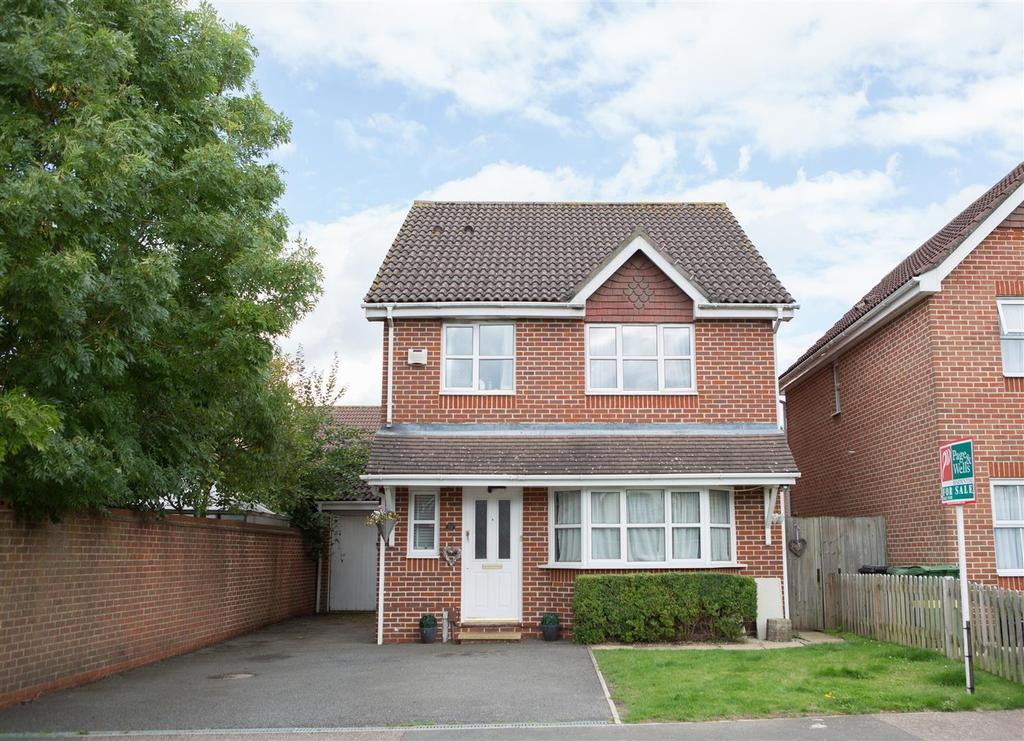 4 Bedrooms Detached House for sale in Joy Wood, Boughton Monchelsea, Maidstone