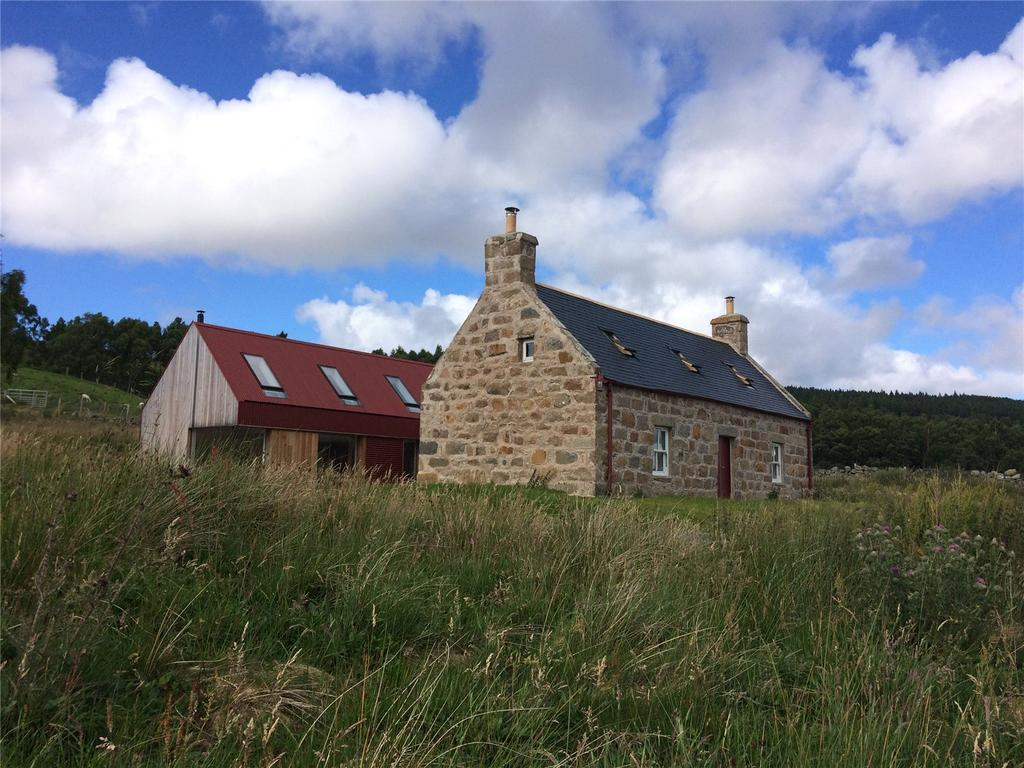 4 Bedrooms Detached House for sale in Coldrach, Crathie, Ballater, Aberdeenshire, AB35