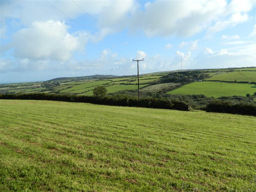 Land Commercial for sale in Bolenowe, Troon, Camborne, Cornwall, TR14