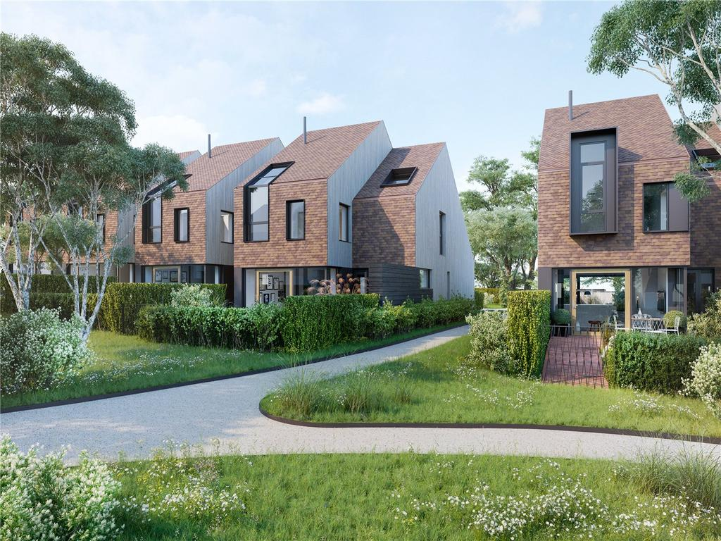 3 Bedrooms Terraced House for sale in Golden Mede, Waddesdon, Aylesbury, Buckinghamshire, HP18
