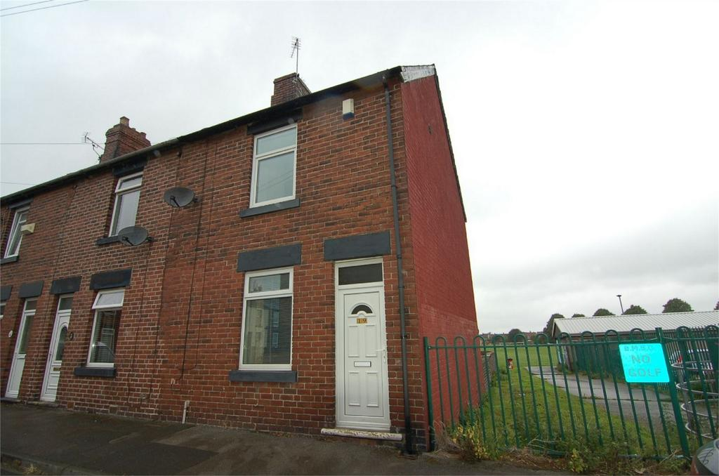 3 Bedrooms End Of Terrace House for sale in Rockingham Street, Birdwell, Barnsley