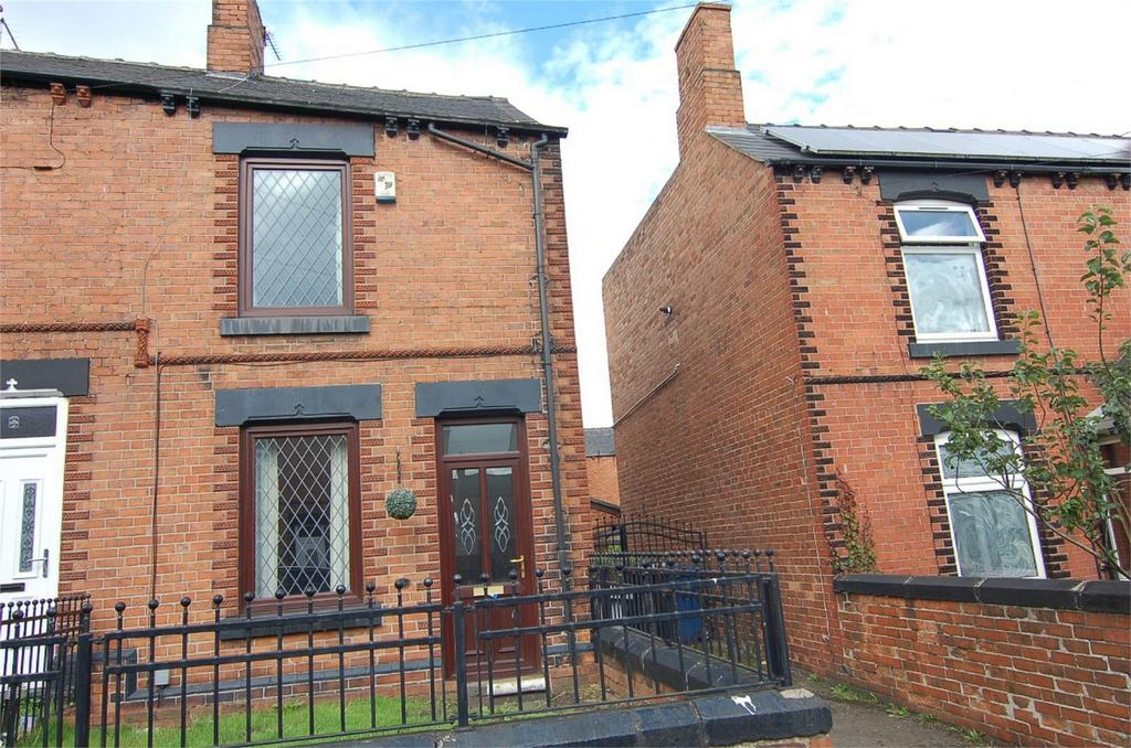 2 Bedrooms End Of Terrace House for sale in Main Street, Wombwell, BARNSLEY, South Yorkshire