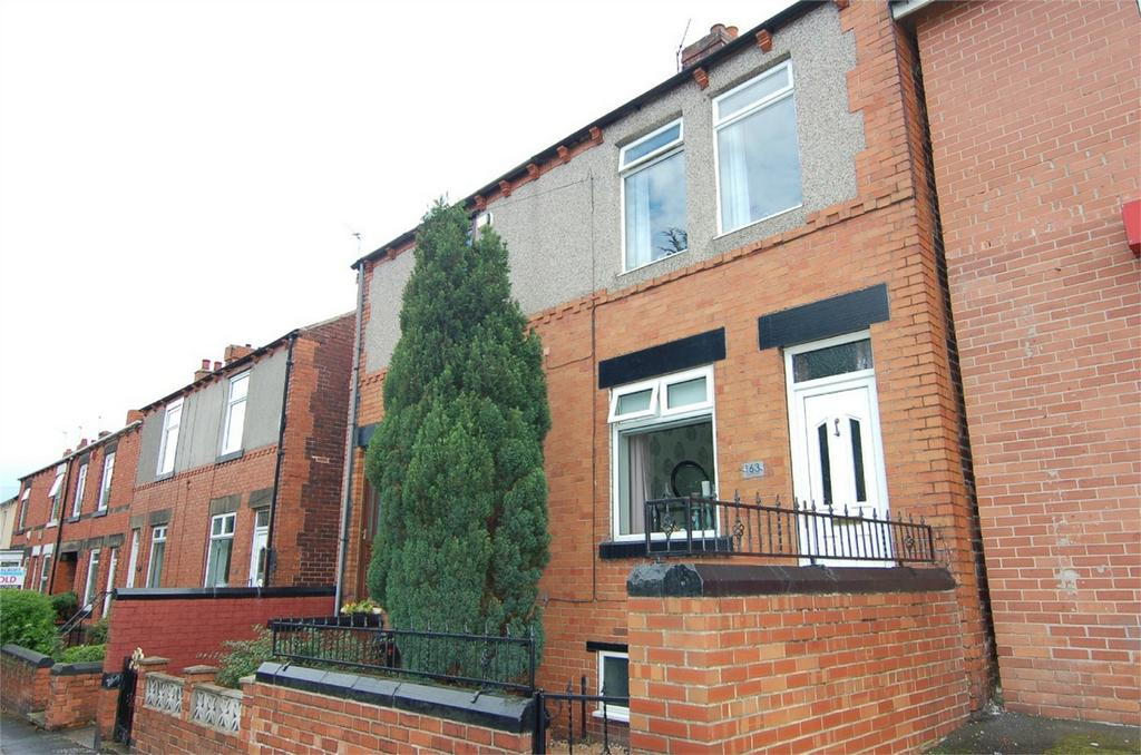 2 Bedrooms Semi Detached House for sale in Summer Lane, Wombwell, BARNSLEY, South Yorkshire