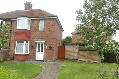 2 bedroom semi-detached house to rent - DANEBURY DRIVE, ACOMB, YORK, YO26 5EQ