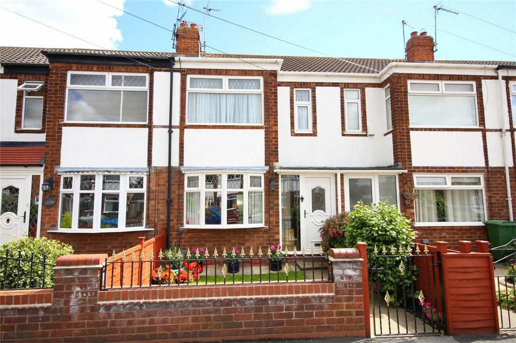 3 Bedrooms Terraced House for sale in Aston Road, Willerby, Hull, East Riding of Yorkshire