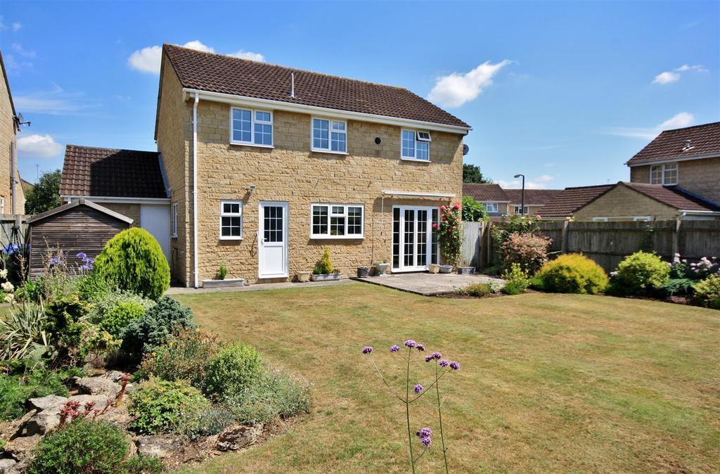 4 Bedrooms Detached House for sale in Folly Field, Bradford-On-Avon