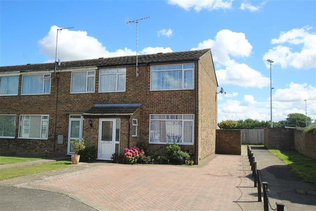 3 Bedrooms End Of Terrace House for sale in 60, Winston Crescent, Brackley