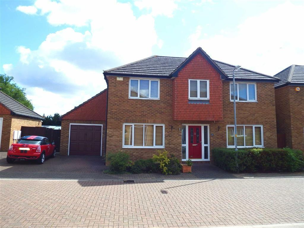 4 Bedrooms Detached House for sale in Hilton Close, Stevenage, Hertfordshire, SG1