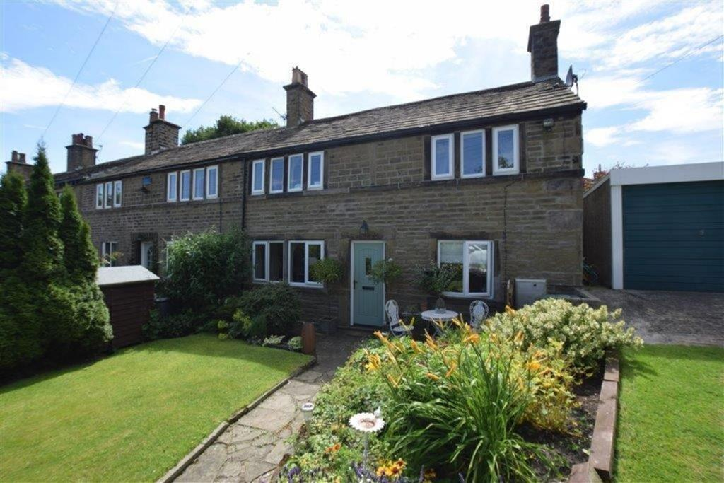 3 Bedrooms Cottage House for sale in Cliffe Road, Shepley, Huddersfield, HD8