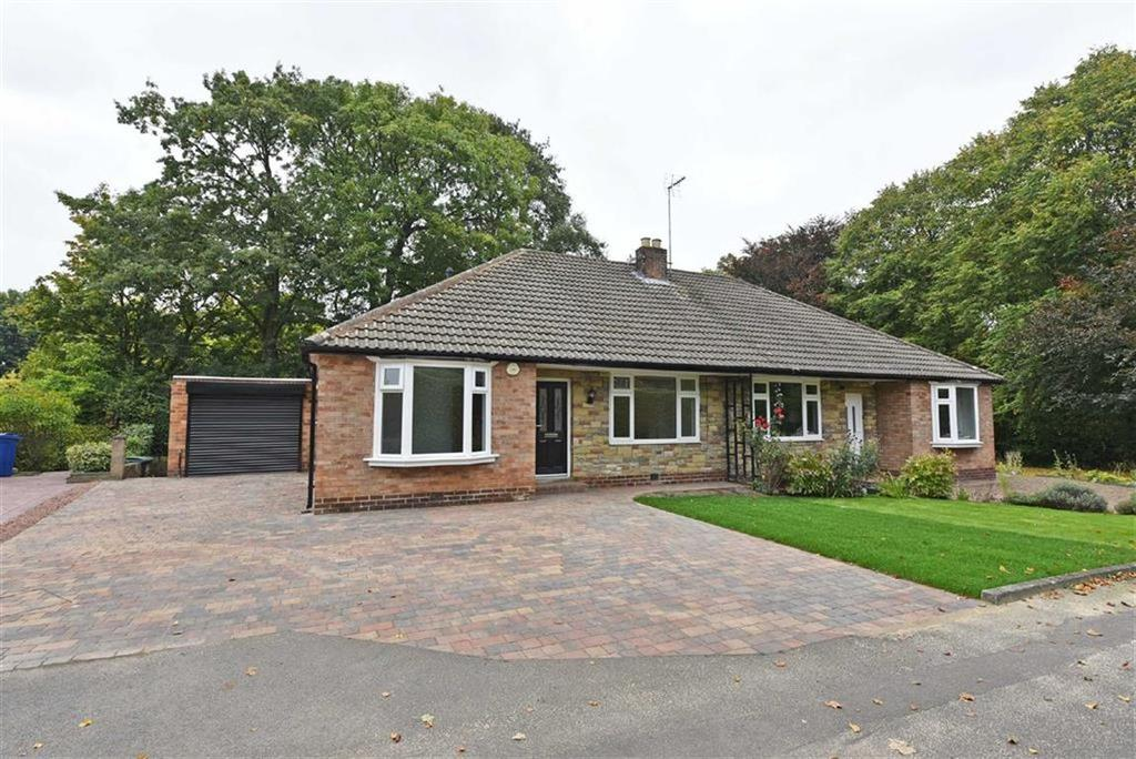 2 Bedrooms Semi Detached Bungalow for sale in Ryton