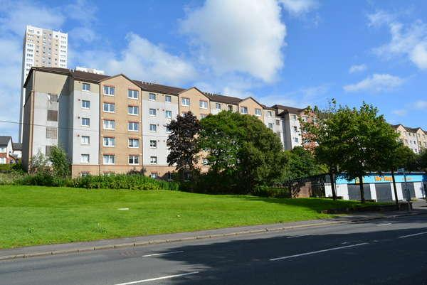 2 Bedrooms Maisonette Flat for sale in Flat D, 91 Lenzie Way, Springburn, Glasgow, G21 3TB