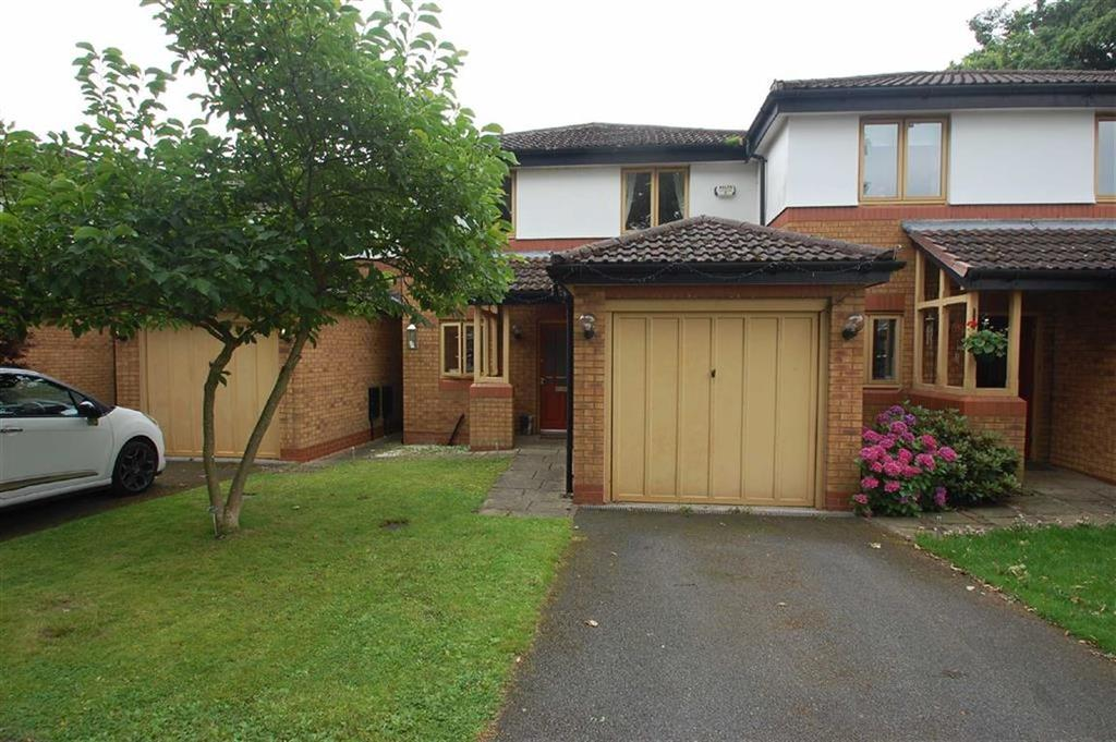 3 Bedrooms Link Detached House for sale in Dawlish Close, Bramhall, Cheshire