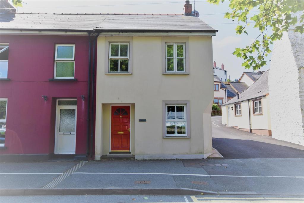 3 Bedrooms Cottage House for sale in Cartlett, Haverfordwest