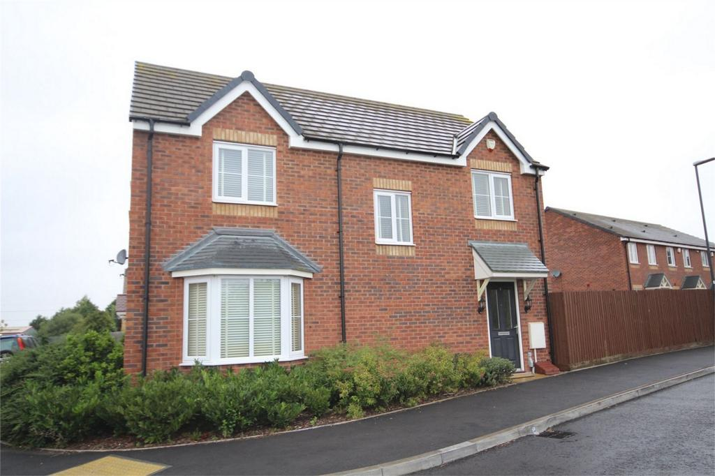 4 Bedrooms Detached House for sale in Sargasso Lane, Bermuda, Nuneaton, Warwickshire
