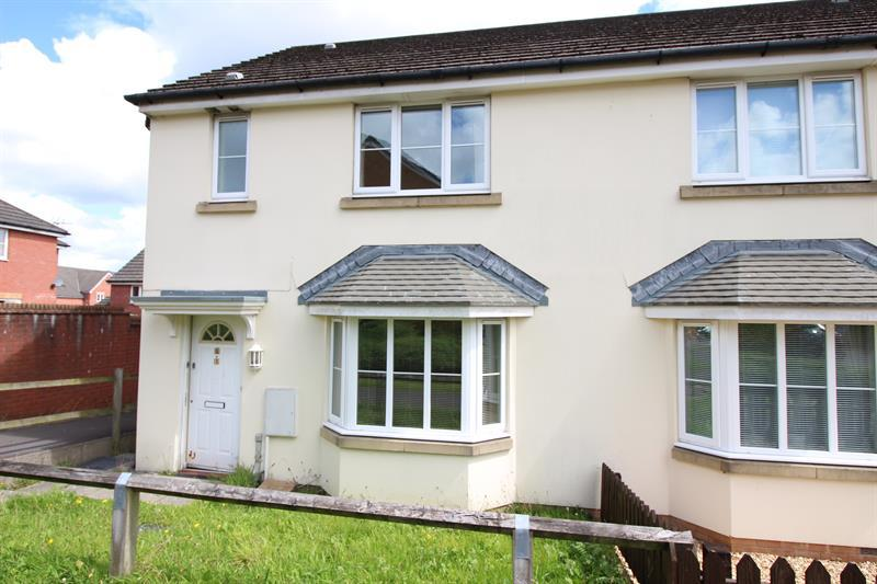 3 Bedrooms Semi Detached House for sale in Drum Tower View, Caerphilly