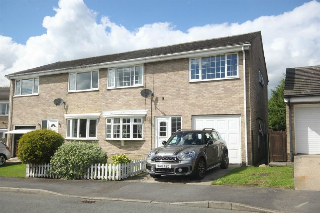 4 Bedrooms Semi Detached House for sale in The Wynds, Esh Winning, Durham