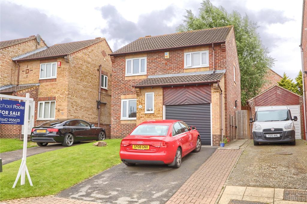 3 Bedrooms Detached House for sale in Blairgowrie, Marton