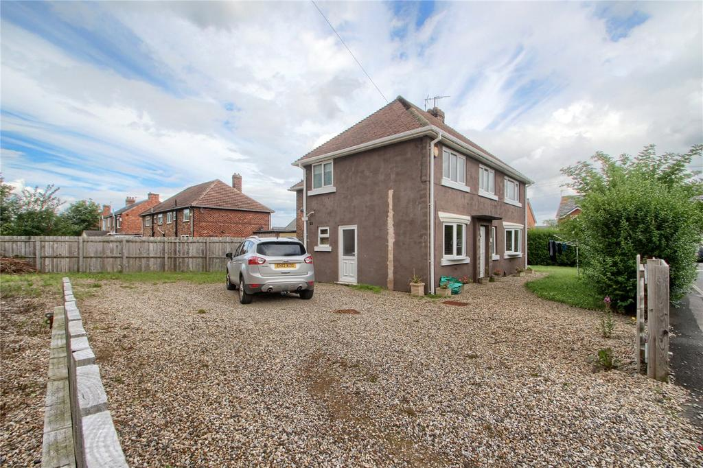 2 Bedrooms Semi Detached House for sale in Easby Grove, Thornaby
