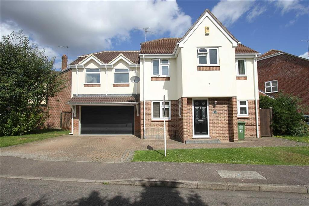 5 Bedrooms Detached House for sale in Arundel Way, Billericay