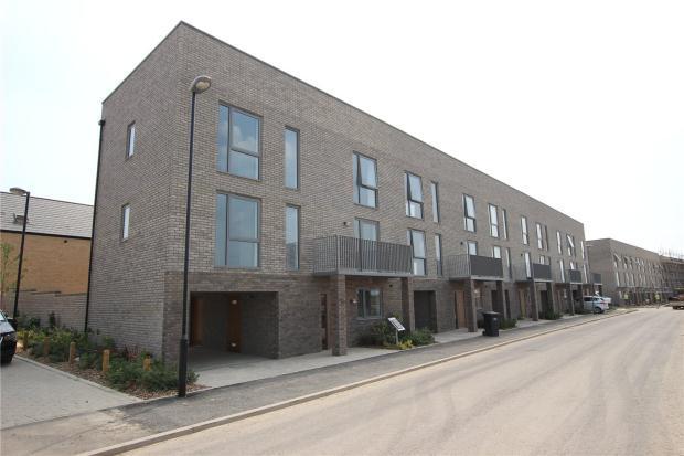 4 Bedrooms Terraced House for sale in Trumpington Meadows, Hauxton Road, Cambridge