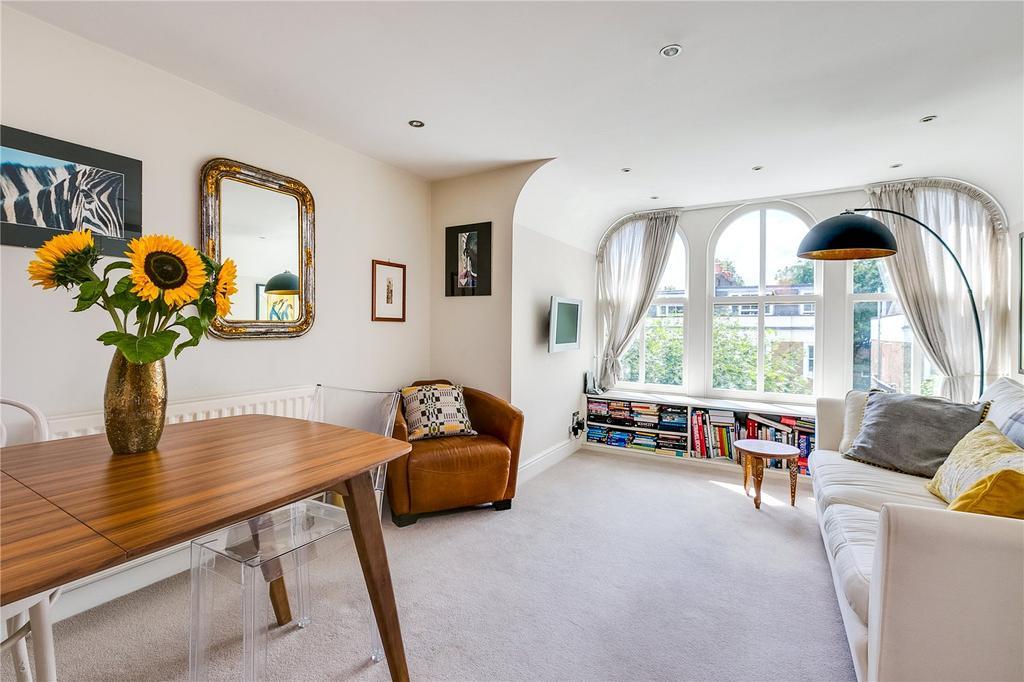 1 Bedroom Flat for sale in Aldridge Road Villas, Notting Hill, London
