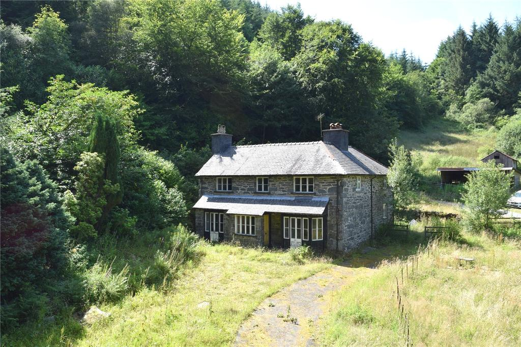 4 Bedrooms Detached House for sale in Llanwddyn, Oswestry, Powys