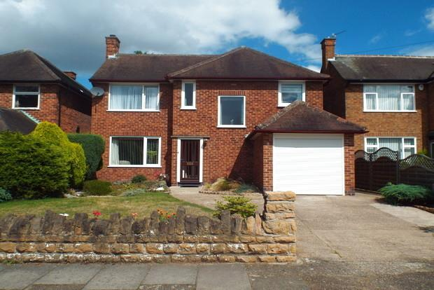 3 Bedrooms Detached House for sale in Thornhill Close, Bramcote, Nottingham, NG9