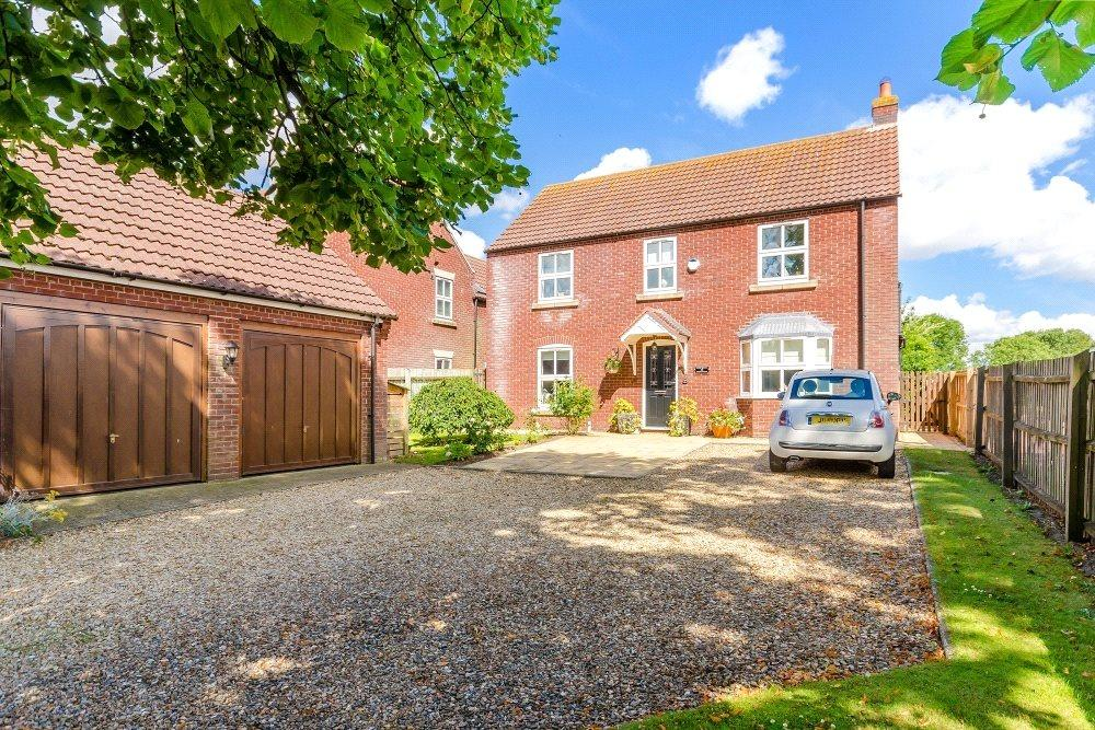 4 Bedrooms Detached House for sale in Donington Road, Horbling, Sleaford, NG34